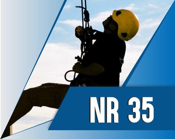 NR 35 - Segurança no Trabalho em Altura